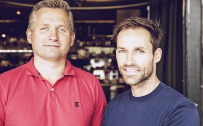 SPORT SPEAKER GmbH gegründet von Sven Ehricht mit Sven Hannawald